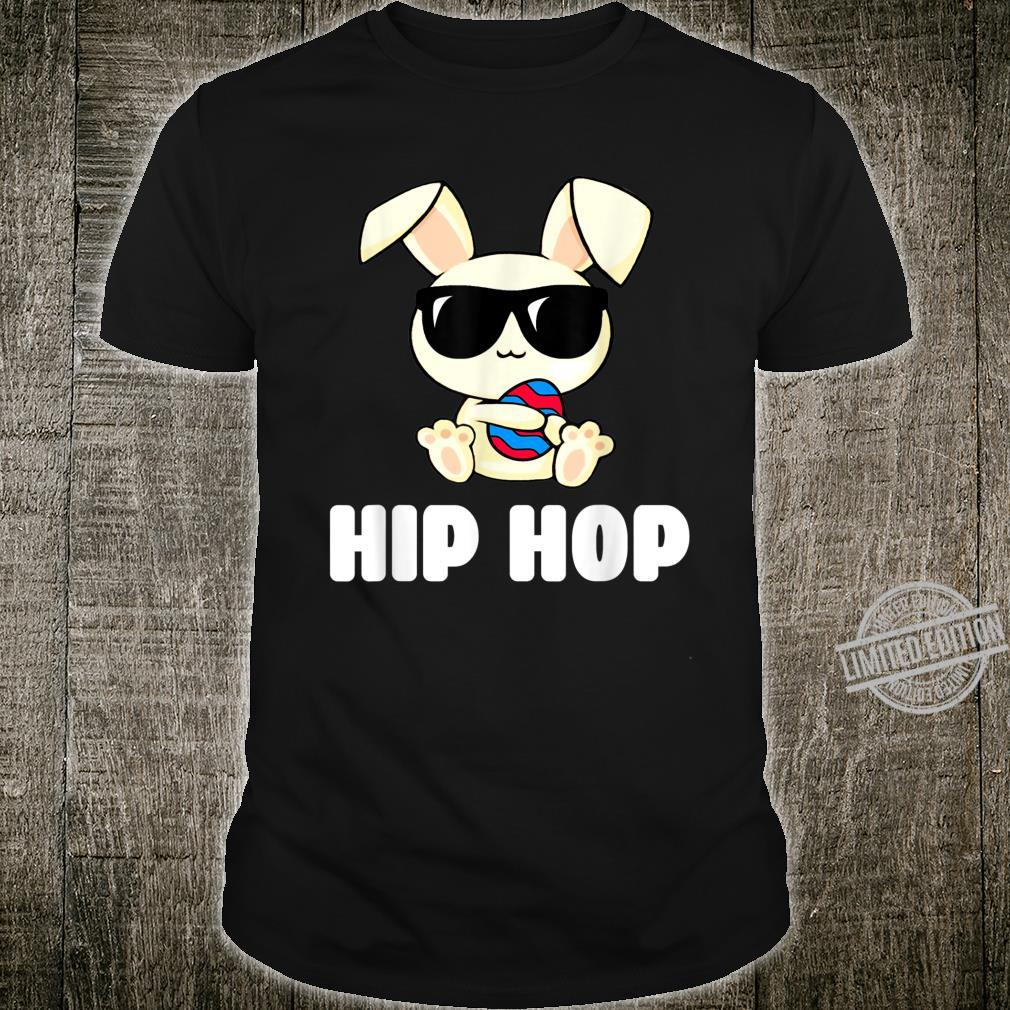 Funny Easter Day Hip Hop Fun Bunny Egg Outfit Cute Shirt