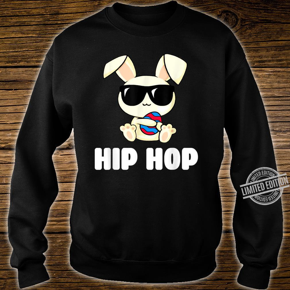 Funny Easter Day Hip Hop Fun Bunny Egg Outfit Cute Shirt sweater